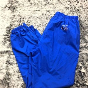 Vintage nautica windbreaker sweatpants